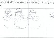 [한림대학교 박물관] 초등학생 대상 상상의 오딧세이 참여후기(7)
