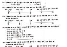 [하회세계탈박물관]11월 24일 경덕중학교(오후)'탈 빙고!'진행