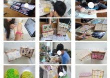 [북촌박물관] 8월 온라인 교육 활동사진
