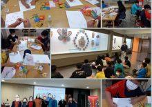 [하회세계탈박물관]9월 2일 예천지역아동센터 1차시 수업진행