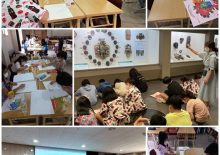 [하회세계탈박물관]9월8일_임하초등학교 전교생_1차시 진행